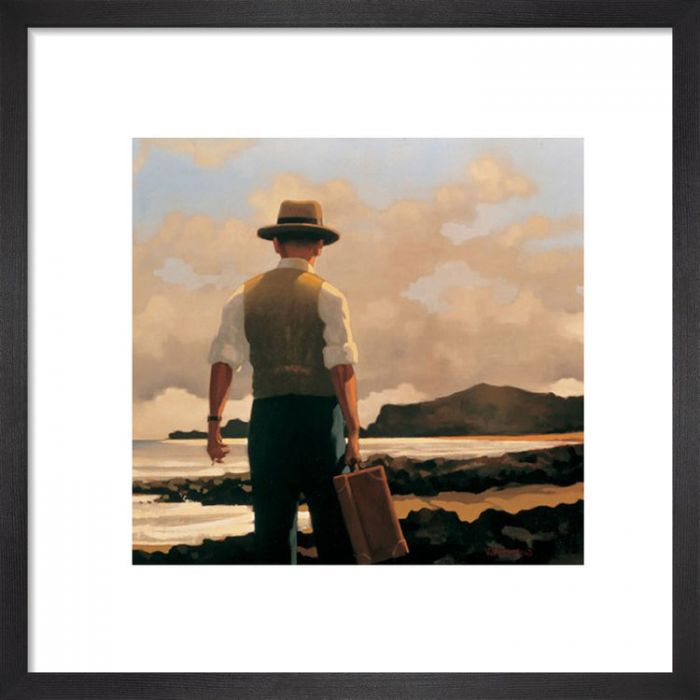 Image for The Drifter by Jack Vettriano