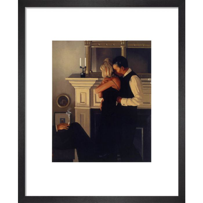 Image for An Imperfect Past by Jack Vettriano