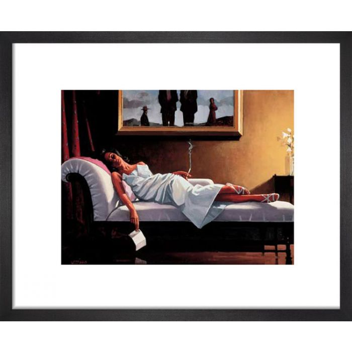 Image for The Letter by Jack Vettriano