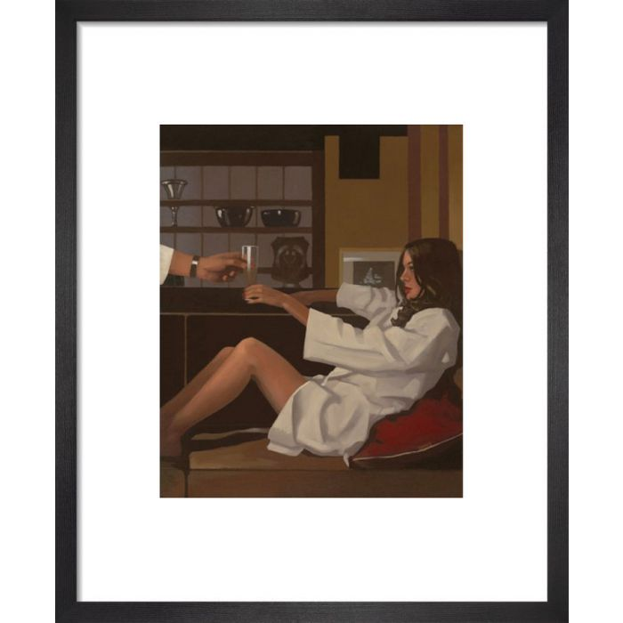 Image for Man Of Mystery by Jack Vettriano