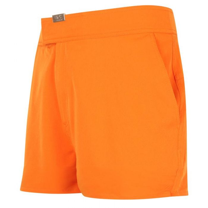 Image for Tailored Coral Reef Orange Swim Shorts