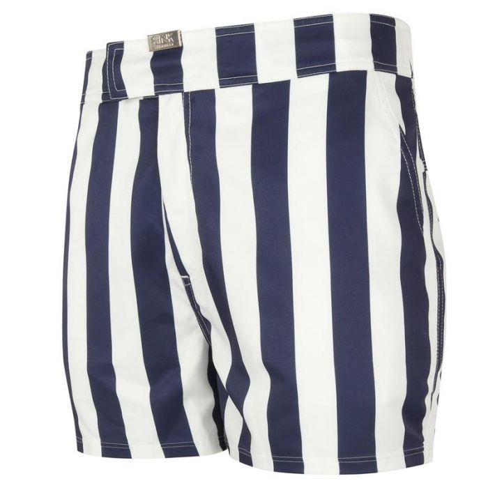 Image for Tailored Santorini Blue Swim Shorts