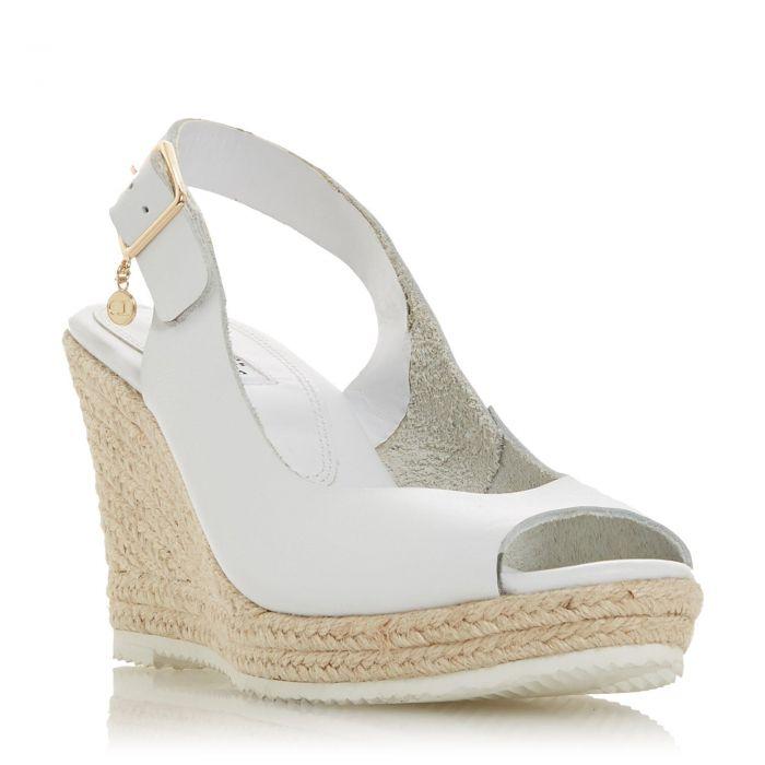 Image for Dune Ladies KNOX Open Toe Wedge Sandal
