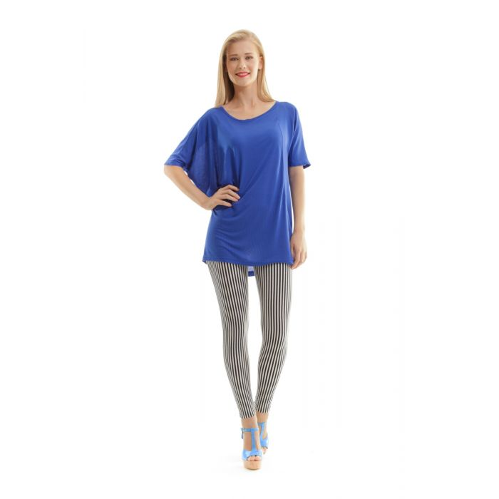 Image for Micromodal Cashmere Blend Oversize Top