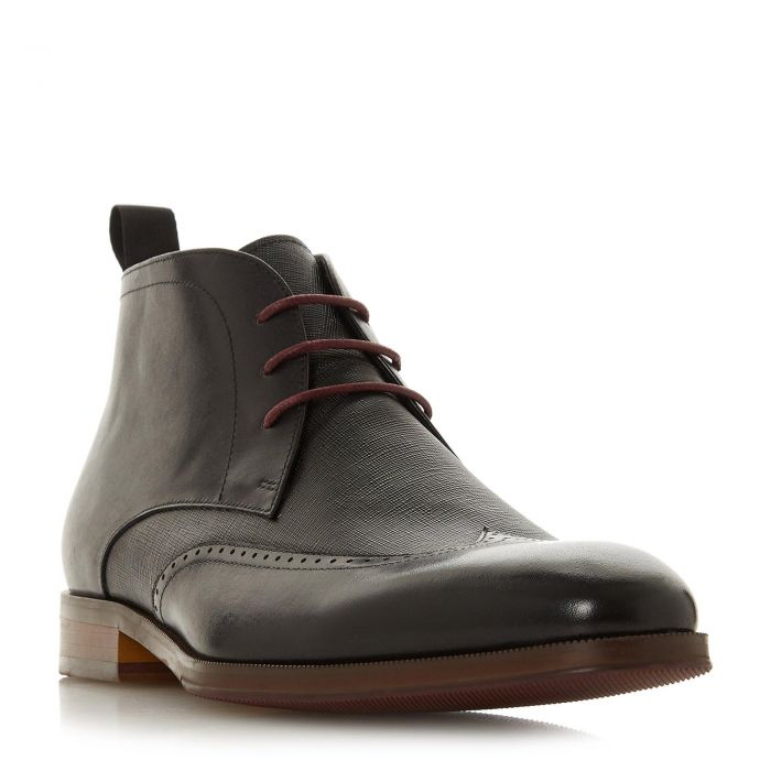 Image for Dune Mens MALONE Round Toe Chukka Boot