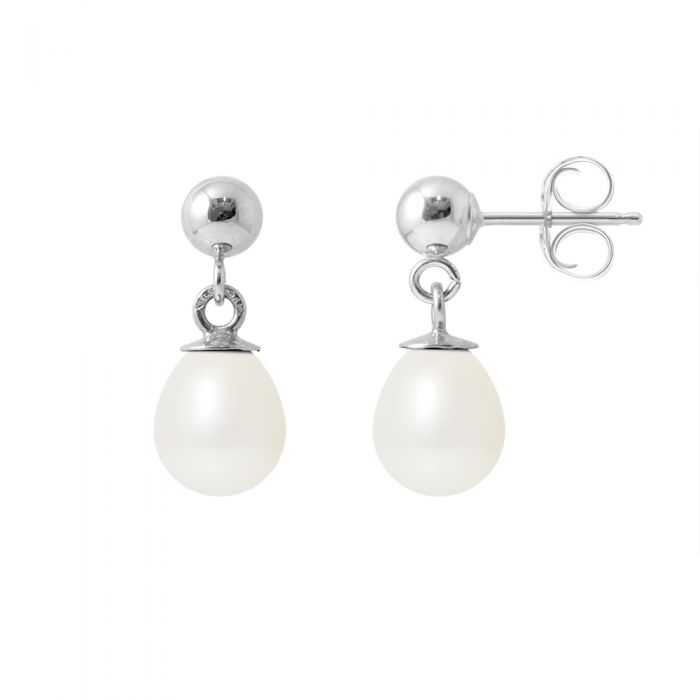 Image for Freshwater pearl earrings