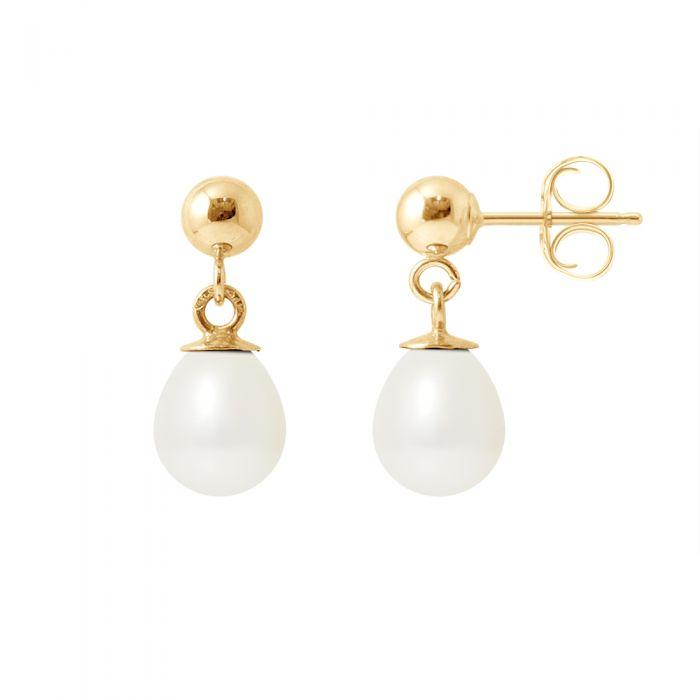 Image for Freshwater pearl earrings