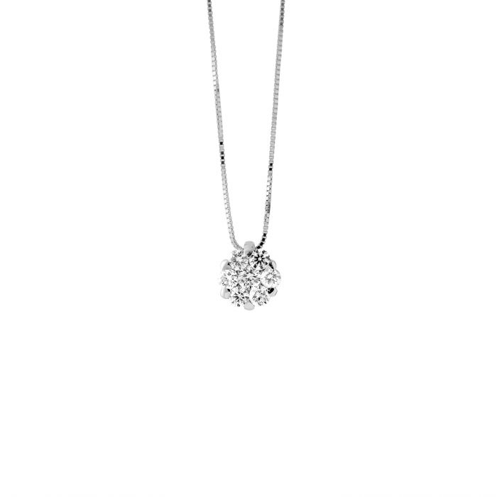 Image for DIADEMA - Necklace - Prestige Jewelery - Diamonds - White Gold
