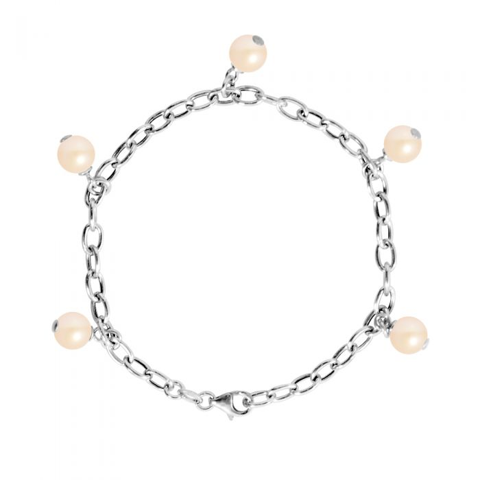 Image for Freswater cultured pearl bracelet