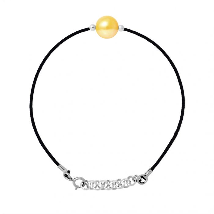 Image for White freshwater pearl bracelet