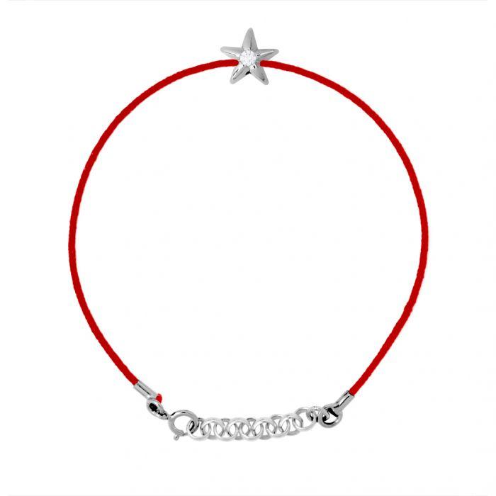 Image for Diamond heart bracelet