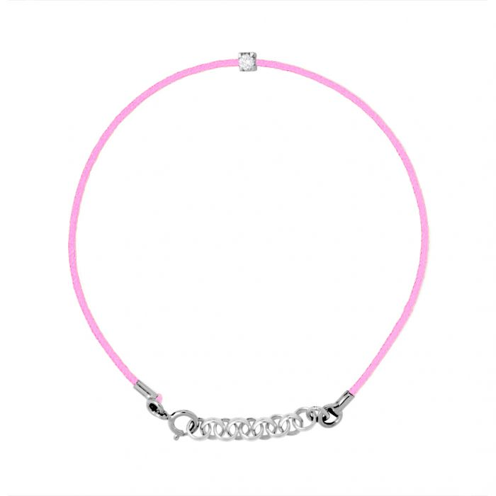 Image for Pink diamond bracelet