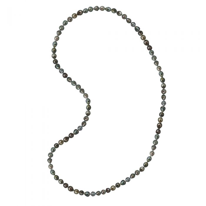 Image for Tahitian pearl necklace