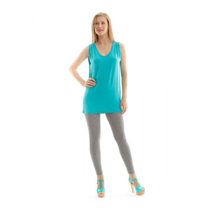 Image for Sleeveless Micromodal Top
