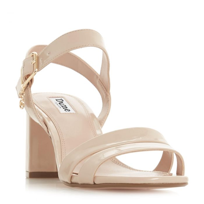 Image for Dune Ladies MEGGANDI Block Heel Sandal