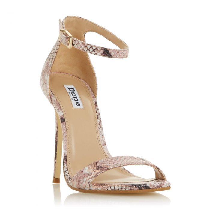 Image for Dune Ladies MOXIE Two Part High Heel Sandal