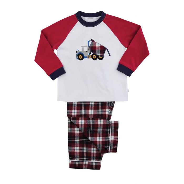 Image for Boys Favourite Dumper Truck Pyjamas