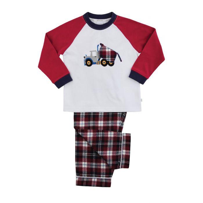 Image for Boys Favourite Dumper Truck Pyjamas