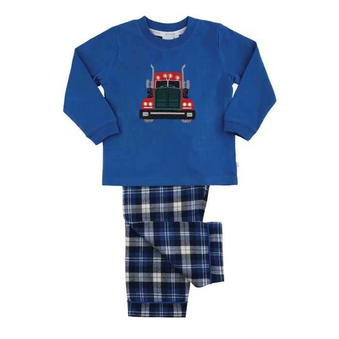 Image for Boys Super Lorry Pyjamas