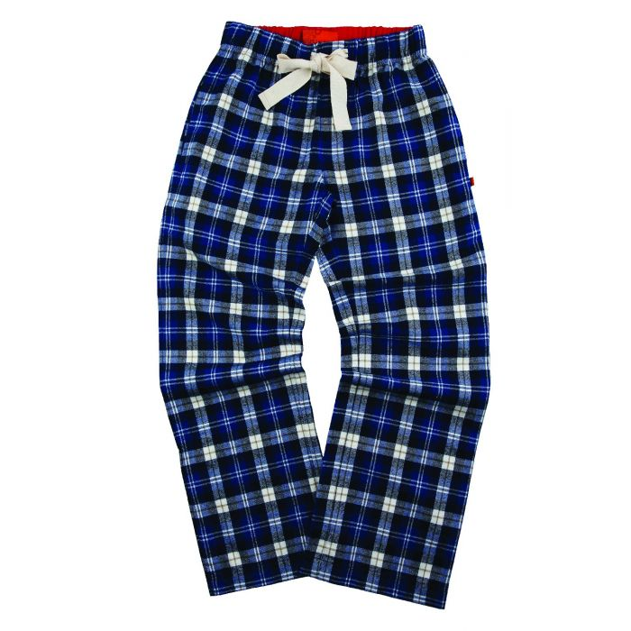 Image for Unisex Plaid Check Lounge Pants