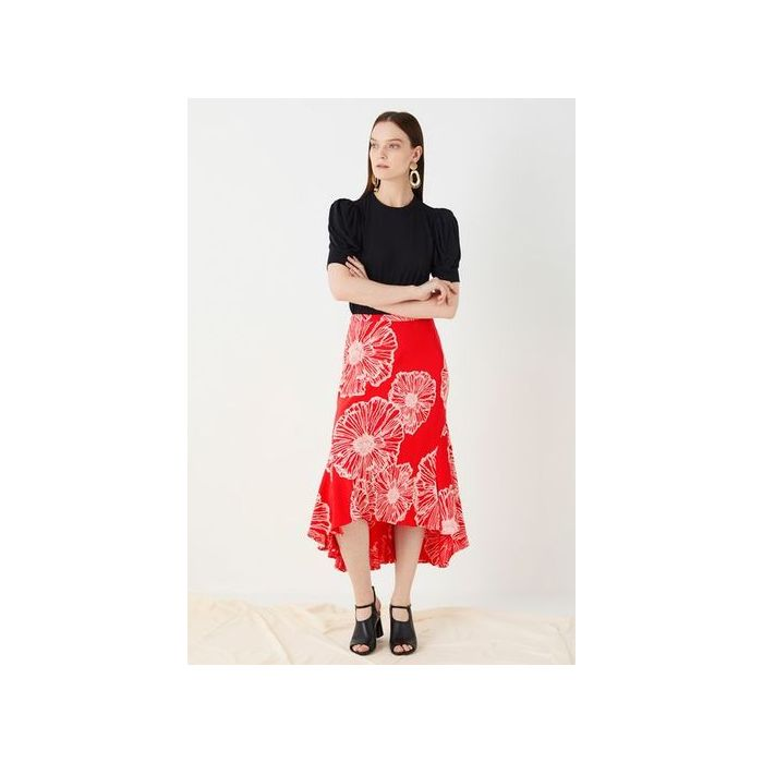 Image for Mardale Printed Skirt - Multi
