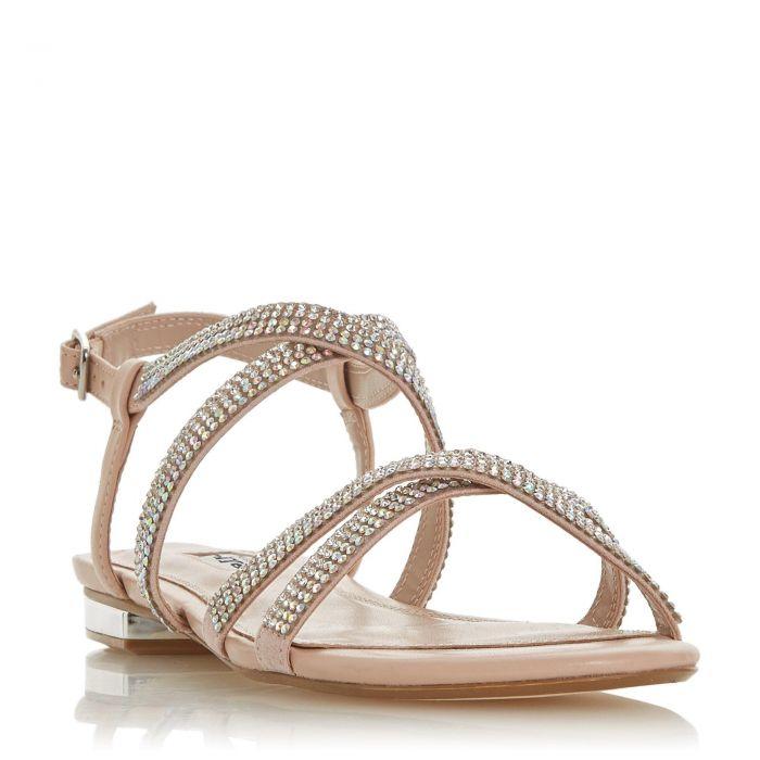 Image for Dune Ladies NEEVIE Diamante Embellished Sandal