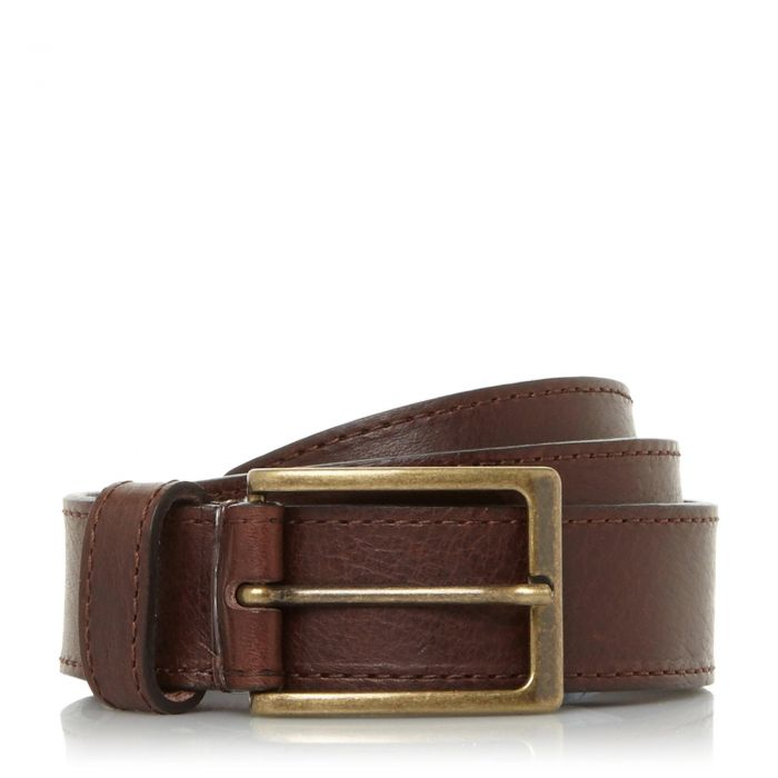 Image for Dune Mens ORDOS Stitch Detail Belt