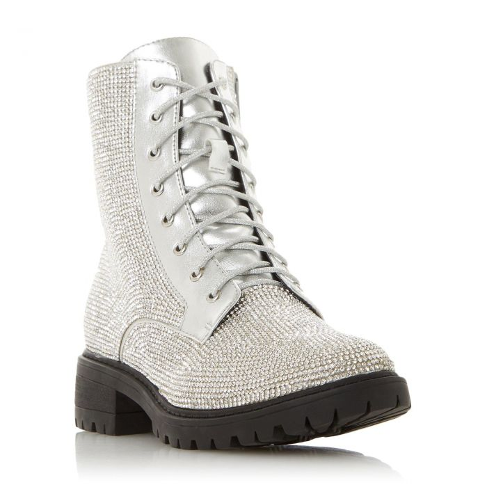 Image for Dune Ladies PARAGON Lace Up Embellished Boot