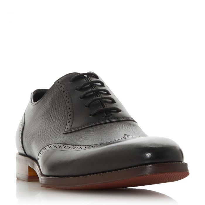 Image for Dune Mens POYNE Embossed Formal Brogue