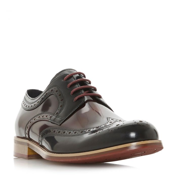 Image for Dune Mens RADCLIFFE Derby Brogue Shoe