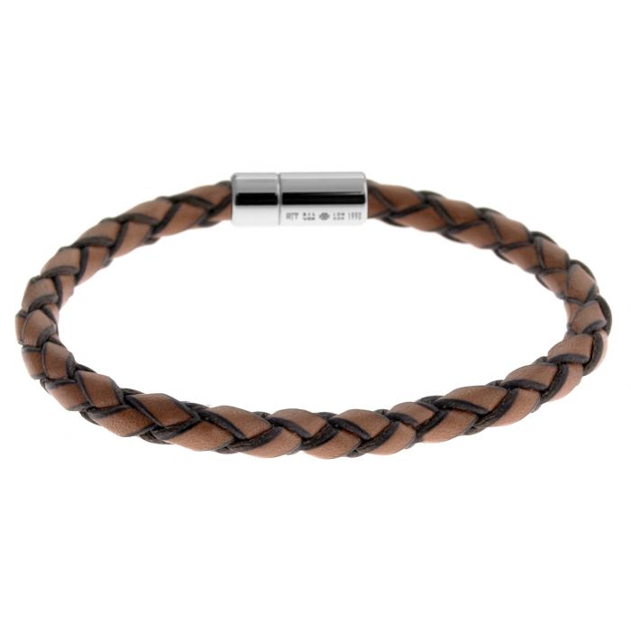 Image for Scoubidou leather bracelet