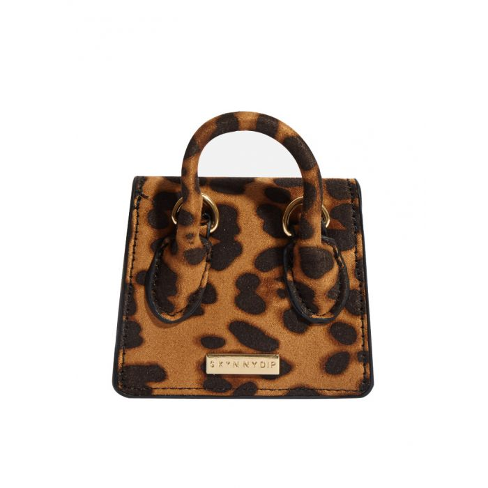 Image for Mini Leopard Eden Tote Bag