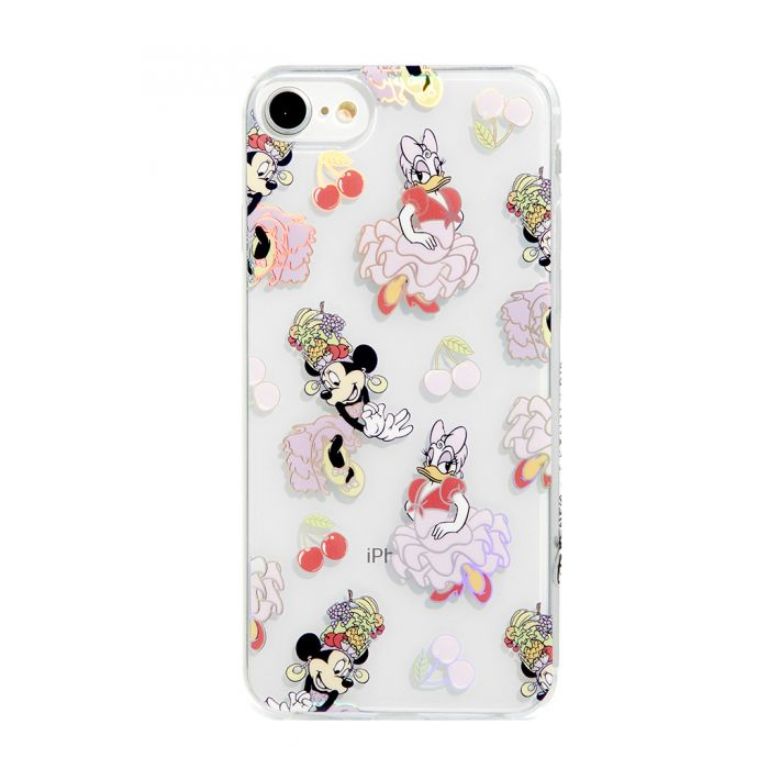 Image for Disney x Skinnydip Minnie & Daisy Salsa iPhone XR Case