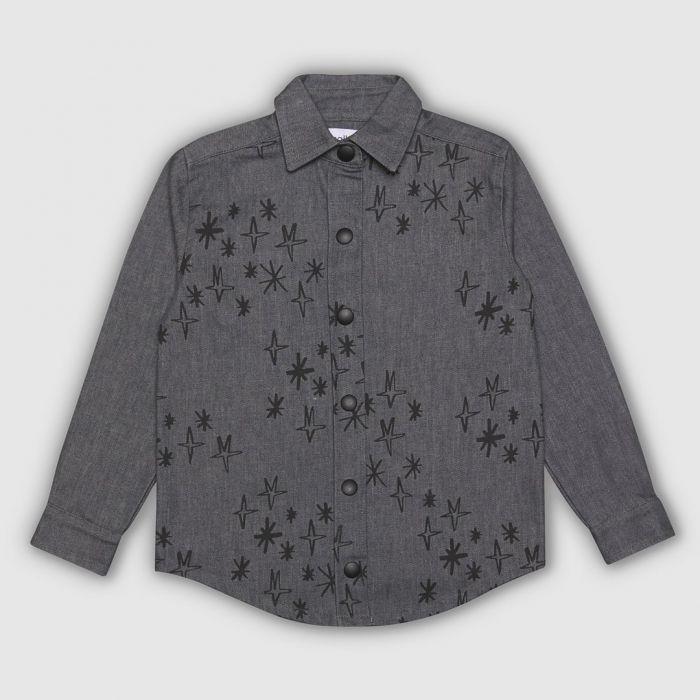 Image for Denim Star Shirt