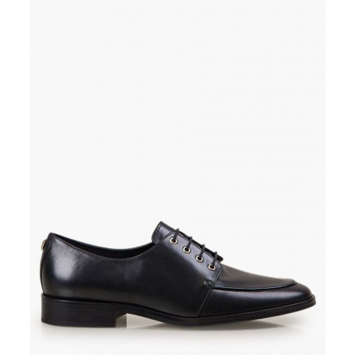 Image for Black formal lace-up shoes