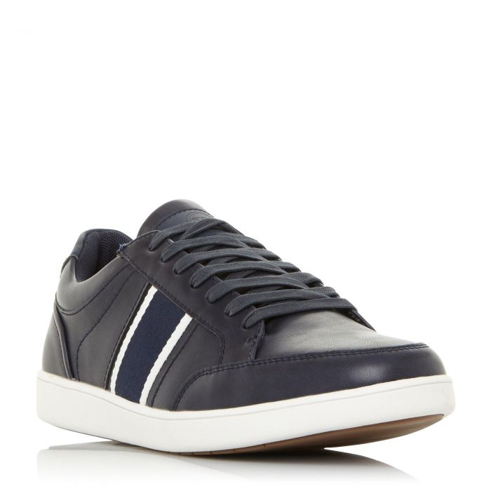 Image for Dune Mens TERRY Contrast Stripe Trainer