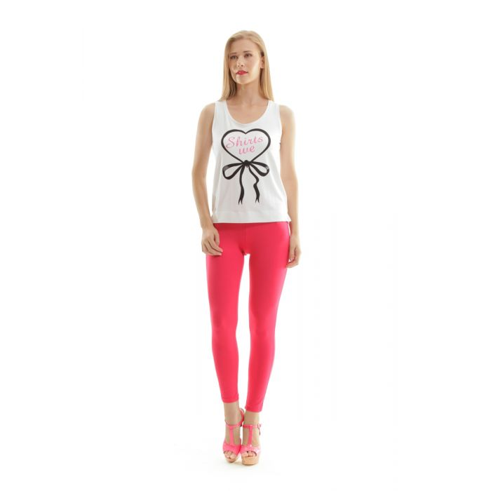 Image for Printed Sleeveless Top