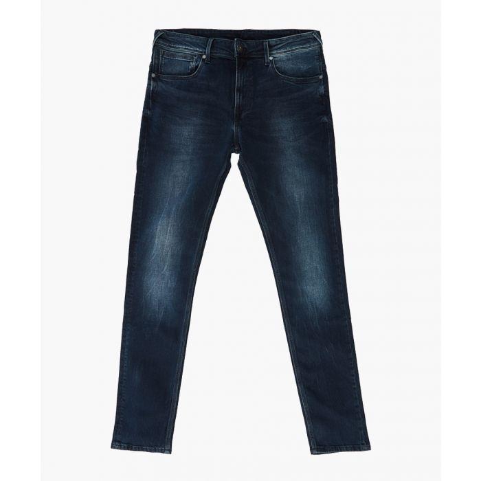 Image for Nickel denim blue skinny fit jeans