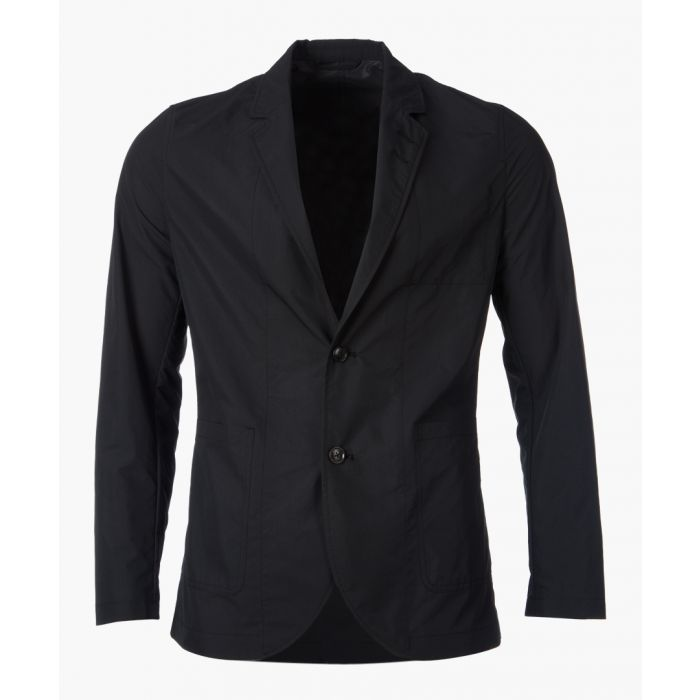 Image for Black button-up jacket