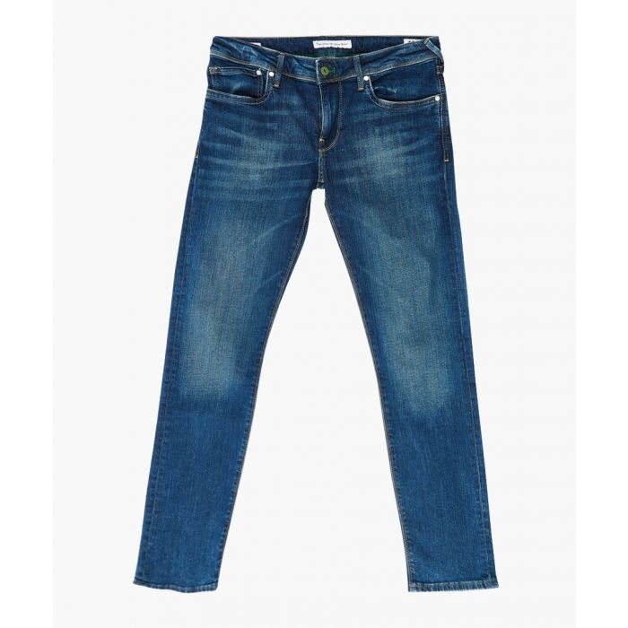 Image for Hatch denim cotton slim fit jeans
