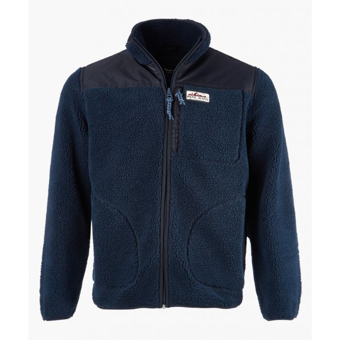 Image for Deep sea zip-up jacket