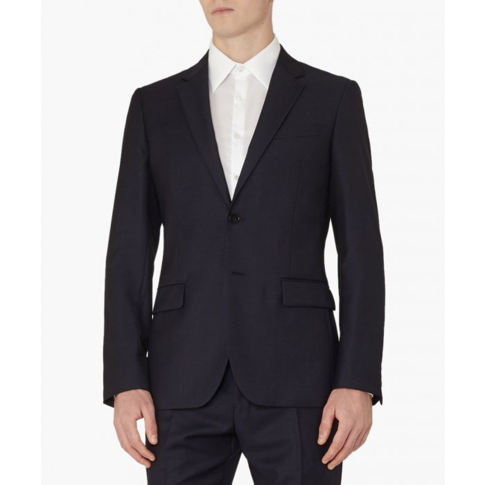 Image for Harry navy pure wool blazer