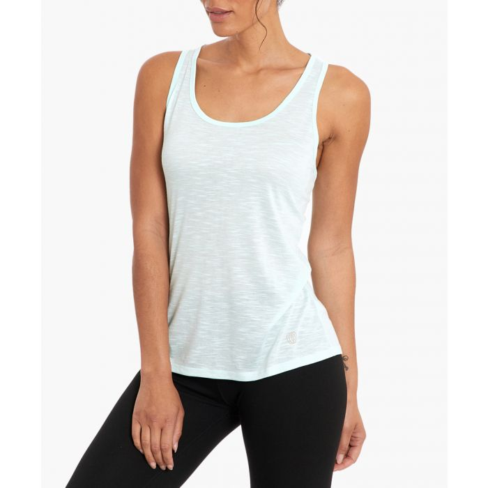 Image for steph pale mint tank top