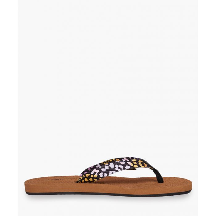 Image for Multi-colour patterned sandals