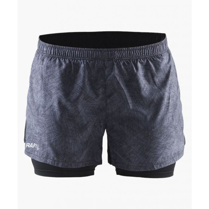 Image for Joy charcoal 2 in 1 shorts