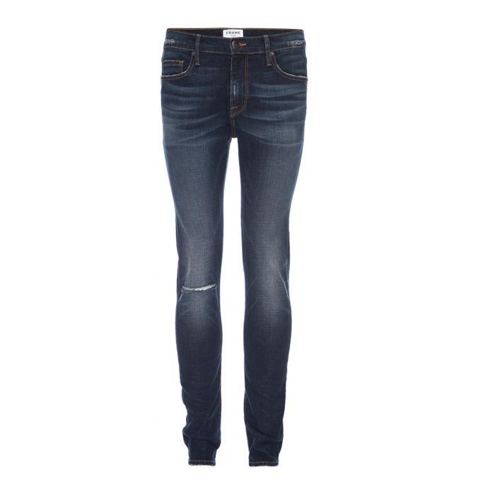 Image for L homme blue skinny jeans