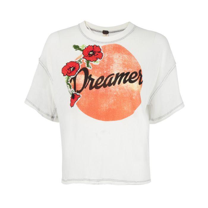 Image for Dreamer ivory short sleeve T-shirt