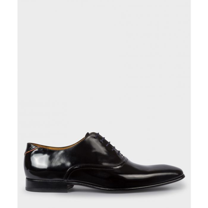 Image for Black patent leather shoes