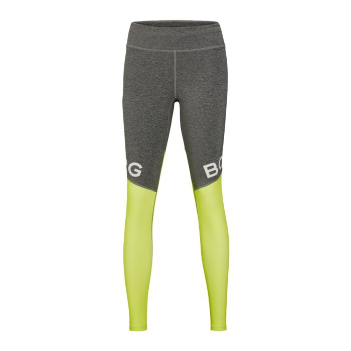 Image for Calina grey contrast panel leggings