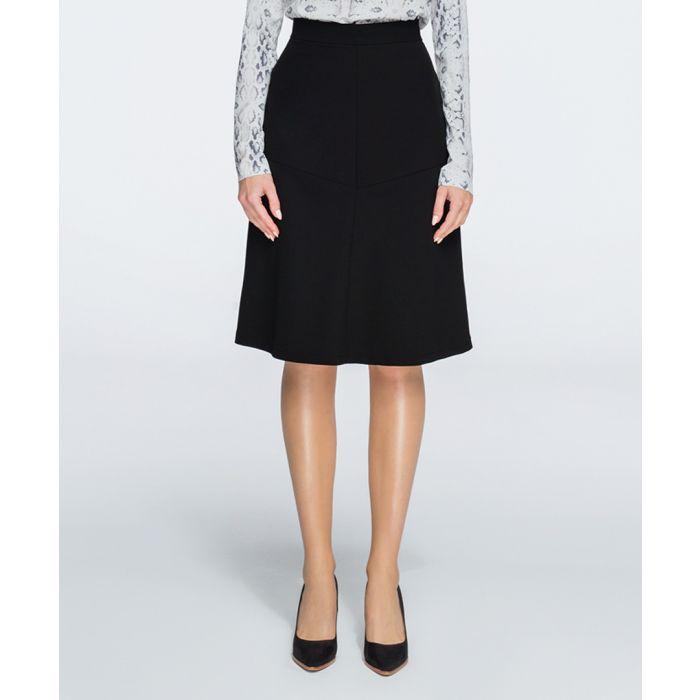 Image for Black classic skirt